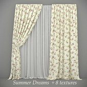 Curtain Summer Dreams