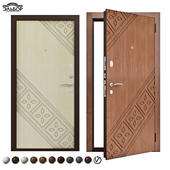 Entrance doors Elbor ANTALYA