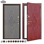 Entrance doors Elbor SEUL