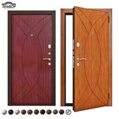 Entrance doors Elbor KANPUR