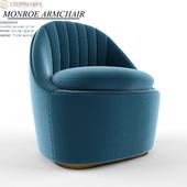 Monroe armchair