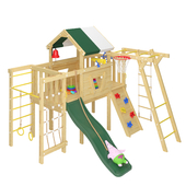 Children's play loft for the house and villa PATRICK
