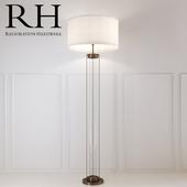 Flatiron Floor Lamp by Restoration Hardware