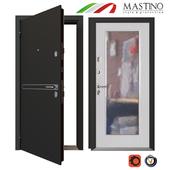 Entrance metal door MASTINO PARKO