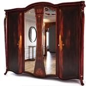 SIGNORINI & COCO шкаф с  4-мя створками и зеркалами