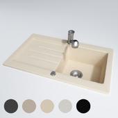 Sink CG 9 - 50x81 cm