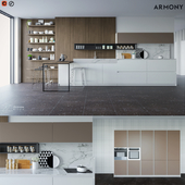 Armony-T16 kitchen