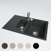 Sink CG 10 - 50x78 cm