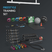 Freestyle trainings set