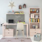 Children's furniture Asoral 01