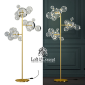 TORCHER GIOPATO & COOMBES BOLLE BLS 14 FLOOR LAMP