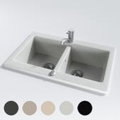 Sink CG 11 - 50x77cm
