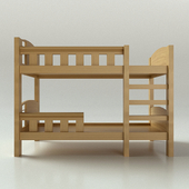 """Bunk bed """"DREAM OF CHILDHOOD"""""""