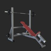 Bench for press WUOTAN CC-02