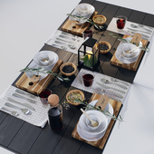 IKEA dining set.1