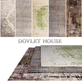 Carpets DOVLET HOUSE 5 pieces (part 163)
