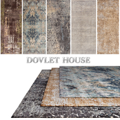 Carpets DOVLET HOUSE 5 pieces (part 164)