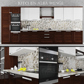Kitchen Alba Wenge