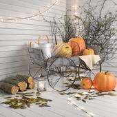 Halloween Decoration Set (Exterior)