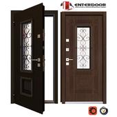 Entrance metal door EnterDoor Azhur