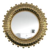 Mirror Arles Sunburst
