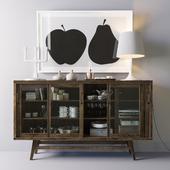 Decorative set (Scandinavia) 2