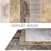 Carpets DOVLET HOUSE 5 pieces (part 162)