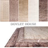 Carpets DOVLET HOUSE 5 pieces (part 161)
