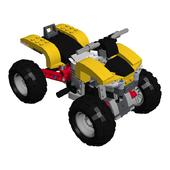 Lego 31022 Turbo Quad [A]