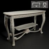 Royal carved bar table
