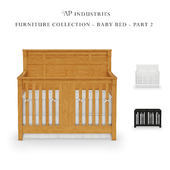 Ap Baby Bed Cherry Collection 2