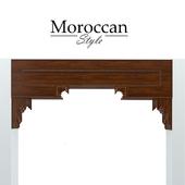 moroccan arch