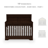 Ap Baby Bed Cherry Collection