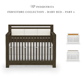 Ap Baby Bed Cherry Collection 4
