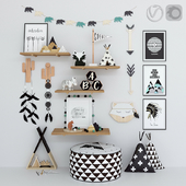 Decor for children 01