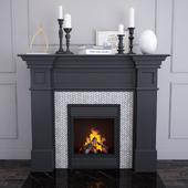 Fireplace 8 Black Edition