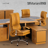 4Mariani Lux Chair & Elite Table