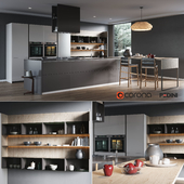 Kitchen Pedini Arke \ 01