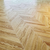 Parquet. Oak. The French tree.