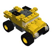 Lego 4096 Micro Wheels [G]