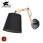 Arte Lamp A5700AP-1BK PINOCCIO sconce (wall lamp)