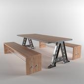 A-Frame-Desk