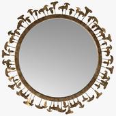 Porta Romana - Mushroom mirror