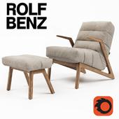 ROLF BENZ ARMCHAIR 580