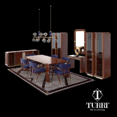 Madison collection of furniture from Turri