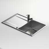 Sink CG 13 - 50x78 cm