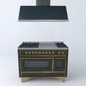 "Kitchen unit ""MAJESTIC"" ILVE M-120"