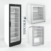 Refrigerated and freezers Tefcold bc85_Tefcold ufsc370g_Tefcold uf100g