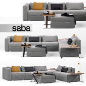 Диван Ananta Class от SABA Italia