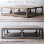 MARTENS SQUARE COFFEE TABLE